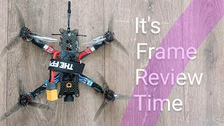 AMAXinno F4Mini 4 inch freestyle fpv quadcopter frame. Review/My thinkings....
