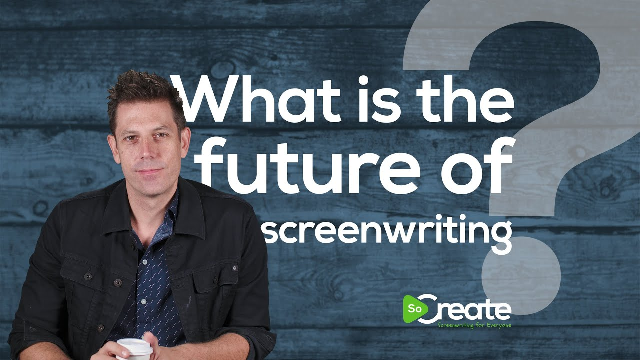 How the Future of Screenwriting Looks Different, According to Screenwriter Ricky Roxburgh