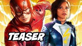 The Flash Season 5 Villain Teaser and Official Synopsis Breakdown