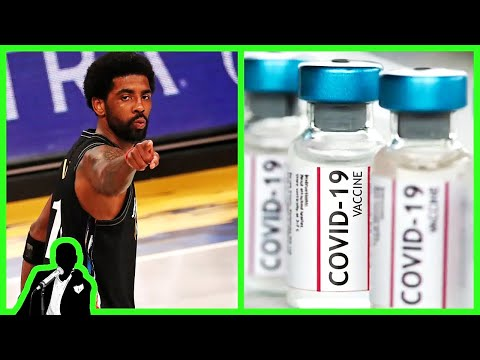 Kyrie Irving Goes FULL Anti-Vaxx & Takes On The NBA
