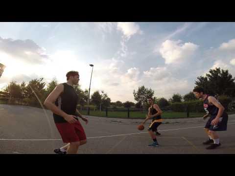 GoPro Basketball POV in Utrecht, Netherlands