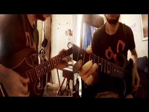 Improv jam guitar