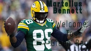 Martellus Bennett | Career Highlights | Welcome to Green Bay