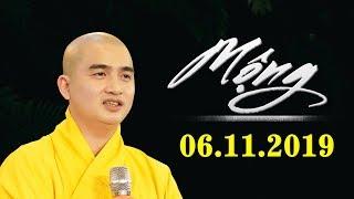✔ Cứ Để Mọi Chuyện Thuận Theo Tự Nhiên - ĐĐ. Thích Minh Thiền (06.11.2019)