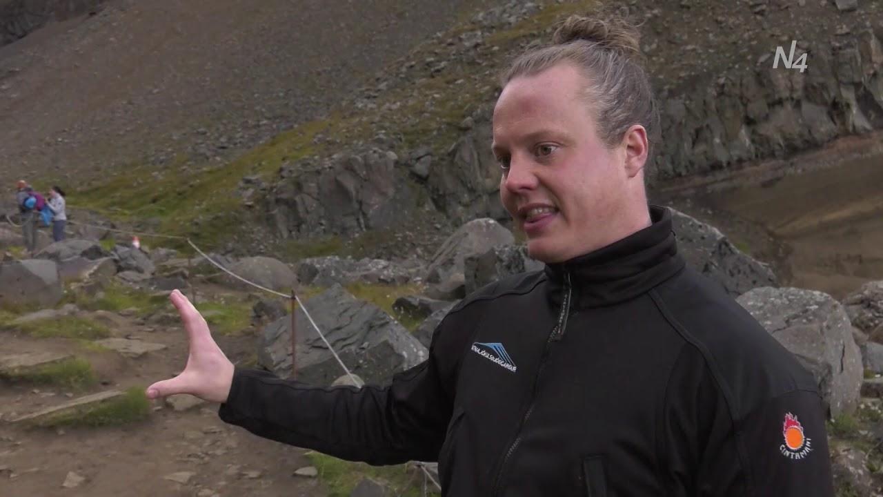 Eitt og annað af landvörsluThumbnail not found
