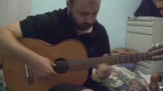 Russian Romance - Guitar - Maple Tree - Клен ты мой опавший - есенин