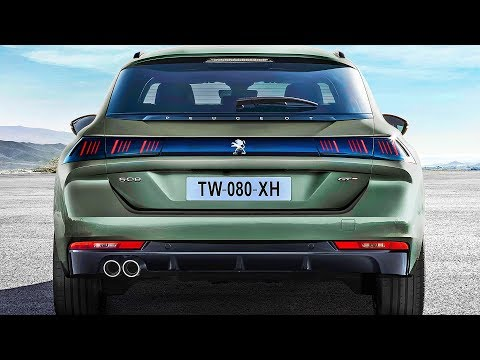 Peugeot 508 SW (2019) The Best -French- Wagon?