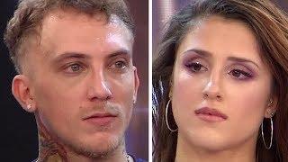 ¡El Polaco hizo echar a su bailarina por haberlo buchoneado! - Bailando 2017 - Showmatch 2017