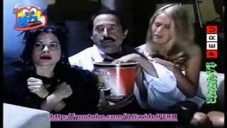 "Julieta Prandi La Nena Una Pelicula De Terror DRACULA  "" Pone A Francella "" Capitulo 3"