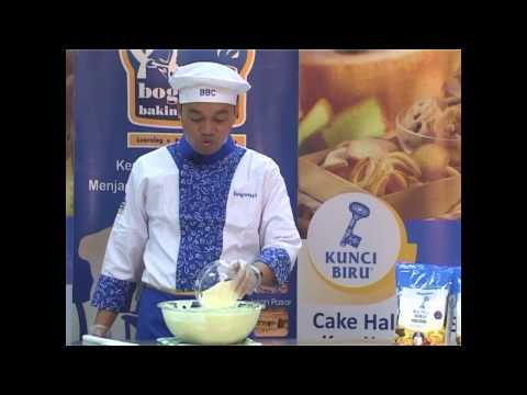 Video [BOGASARI] Membuat Swiss Roll Cake bersama Chef Irfan