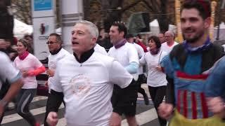AGGLO Villefranche Beaujolais - Marathon Du Beaujolais 2018