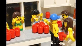 Lego House Party