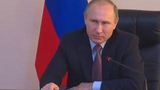 Путин дал старт строительству газоперерабатывающего завода в Амурской области