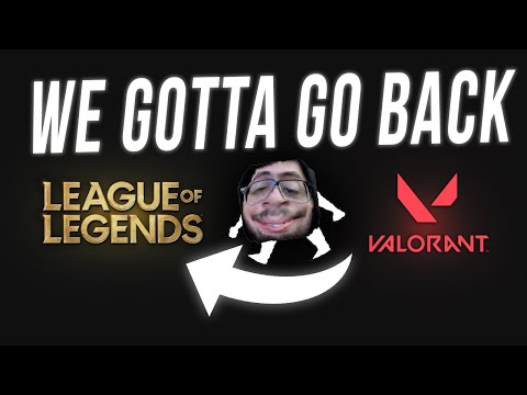 HOMELESS MAN TRAVELS BACK IN TIME TO SAVE LEAGUE OF LEGENDS