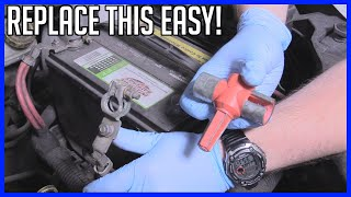 Battery Replacement Honda