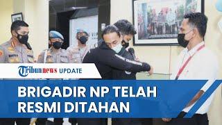 Oknum Polisi Terbukti Bersalah Banting Mahasiswa saat Demo di Tangerang, Kini Brigadir NP Ditahan