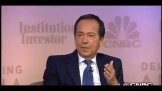 Rare Hedge Fund Manager John Paulson Full Interview - Delivering Alpha 2014