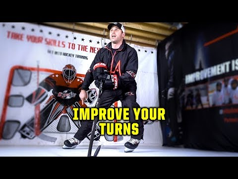 Improve your Turns in Hockey with Jim Vitale