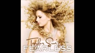Should've Said No - Taylor Swift (Audio)
