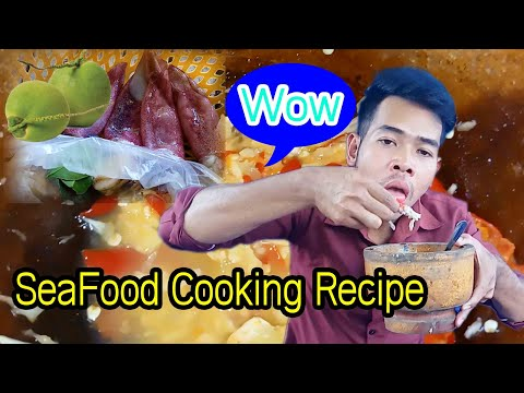 Rady Loading | SeaFood Cooking Recipe – Eating Very Spicy