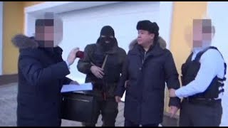 АРЕСТОВАЛИ ВИЦЕ МИНИСТРА КАЗАХСТАНА!!!