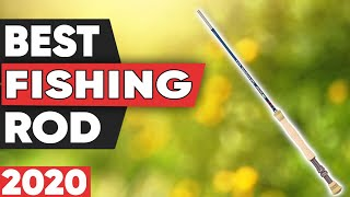 5 Best Fishing Rods In 2020