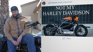 Harley-Davidson | LiveWire Cynic Test Ride