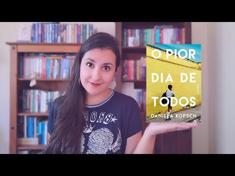 [RESENHA] O PIOR DIA DE TODOS (Daniela Kopsch) | Canal Jéssica Mattos