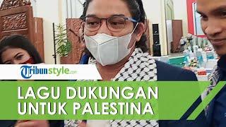 Pasha Ungu Ciptakan Lagu Pasti Ada Harapan, Akui Bentuk Dukungan untuk Palestina