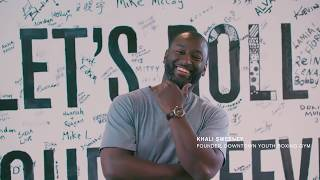 Downtown Boxing Gym: Shinola Roll Up Our Sleeves Campaign