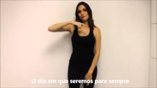 Dias melhores - JOTA QUEST (Versão em Libras) by: Stefanny Arouck