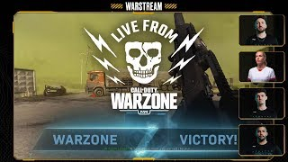 Team Surge (Allie Long, Slacked, Octane, Apathy) | MULTI-CAM Stream | Live from Warzone