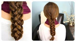 Stacked Braids | Cute Girls Hairstyles