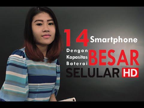 Video 14 Smartphone Tahan Lama Dengan Kapasitas Baterai Besar