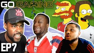 NED FLANDERS BETTER THAN KANE?! SIMPSONS SPECIAL FT. TROOPZ & BABATUNDE | GO GAMING | Episode 7