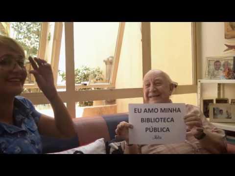 Luciana Melo conversa com Sergio Mamberti