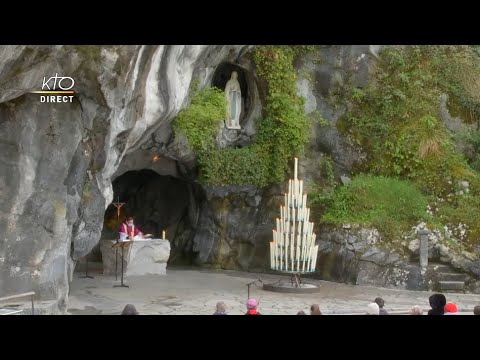Messe de 10h à Lourdes du 20 mars 2021