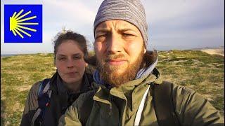 SCHMERZEN & BLASEN. BARFUß-SCHUHE FAIL! Camino Portugues. Jakobsweg Vlog 002