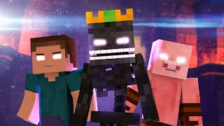 """""""The Nether King"""" - A Minecraft Parody Song of Uptown Funk (Music Video)"""