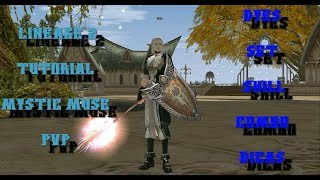 Lineage 2 TUTORIAL  Mystic Muse PvP
