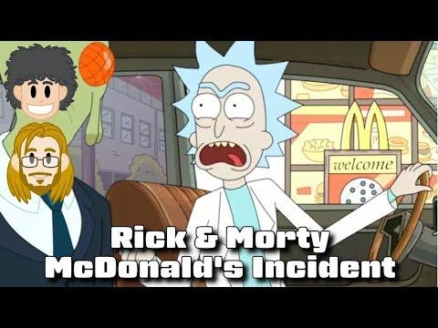 Rick & Morty Szechuan Sauce Incident at McDonald's - #CUPodcast