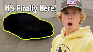 Taking Delivery Of The Brand New... (Fastest Sedan in The World)