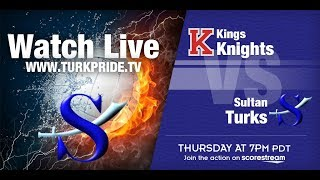 Lady Turk Volleyball - Sultan vs Kings