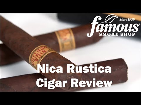 Nica Rustica by Drew Estate video