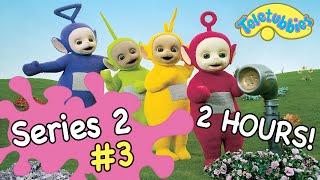 Teletubbies Full Episodes   Series 1, Episodes 11-15   2 Hour Compilation!