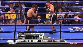 Fedor Papazov vs Petr Petrov