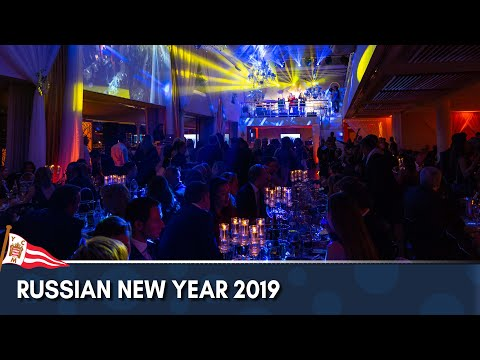 Russian New Year 2019
