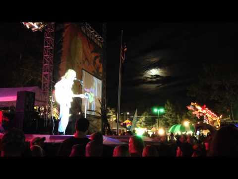 """John-Thomas Montague - Original - """"Party On The Island"""" at 2013 Mullet Festival"""