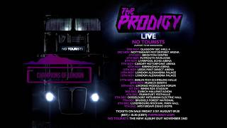 The Prodigy   Champions Of London (Audio)