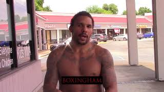 Eryk Anders Explains Why Vasyl Lomachenko Would Be A Great MMA Fighter